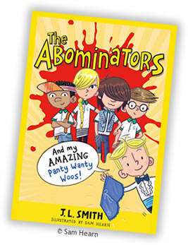 The Abominators - OUT NOW!!