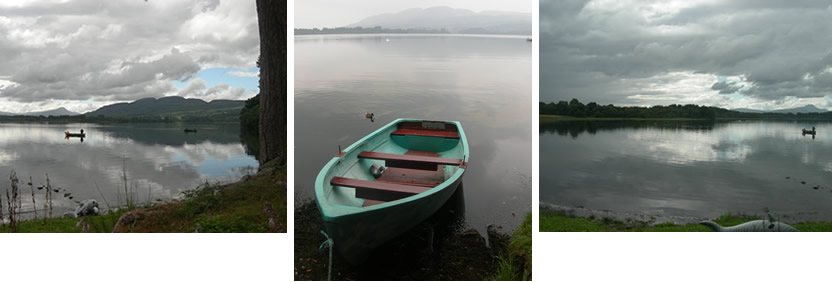 Lake of Menteith, Scotland